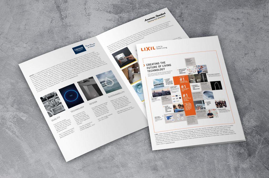 LIXIL leaflet